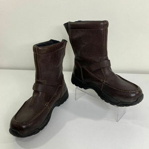 Lacrosse Ringneck Leather Hunting RearZip Boots 12
